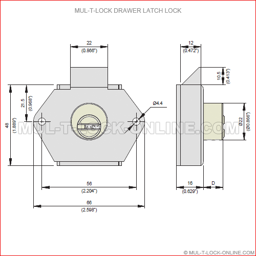 Yale Mortise Lock Parts Mortise Lock Parts Diagram