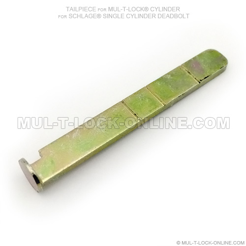Mul T Lock Online Tailpiece For Mul T Lock Cylinder For