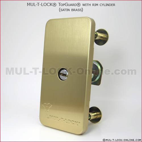 Mul T Lock Online Mul T Lock Mt5 Top Guard With Rim Cylinder
