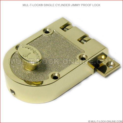 Mul T Lock Online 187 Body For Mul T Lock Single Cylinder