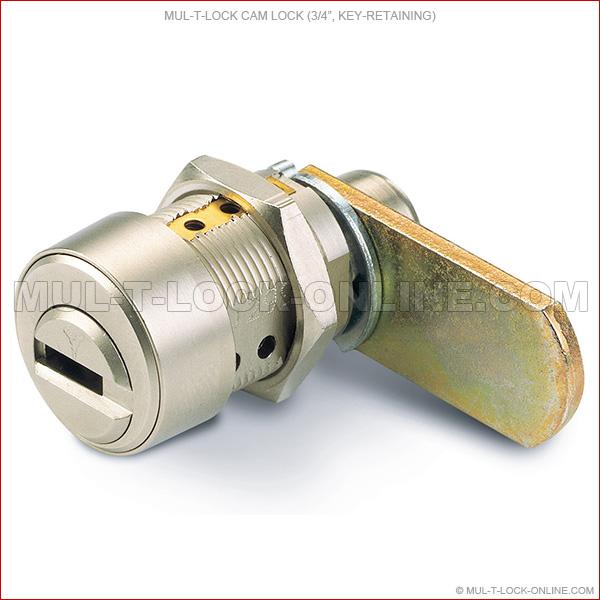 Mul T Lock Cam Lock 216 3 4 Quot Key Retaining Mul T Lock