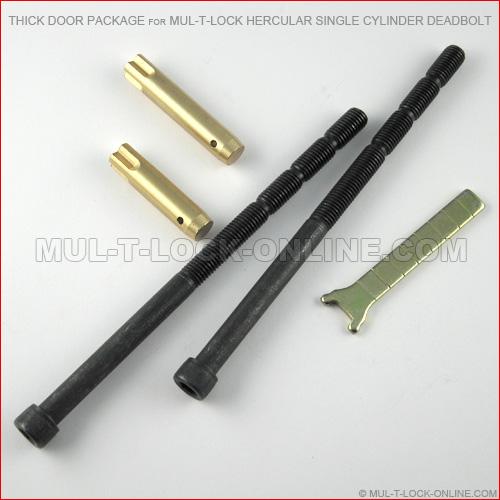 Mul T Lock Online Thick Door Package For Hercular Deadbolt