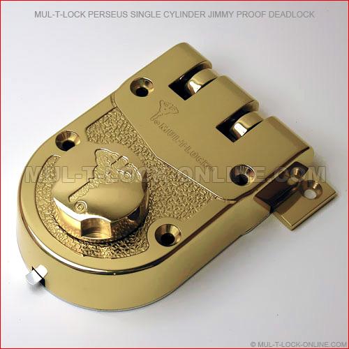 Mul T Lock Online 187 Mul T Lock Perseus Jimmyproof Deadlock