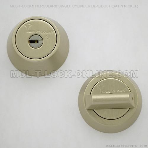 Mul T Lock Online Mul T Lock Mt5 Hercular Single Cylinder Deadbolt