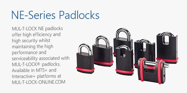 MUL-T-LOCK NE-Series Padlocks @ mul-t-lock-online.com