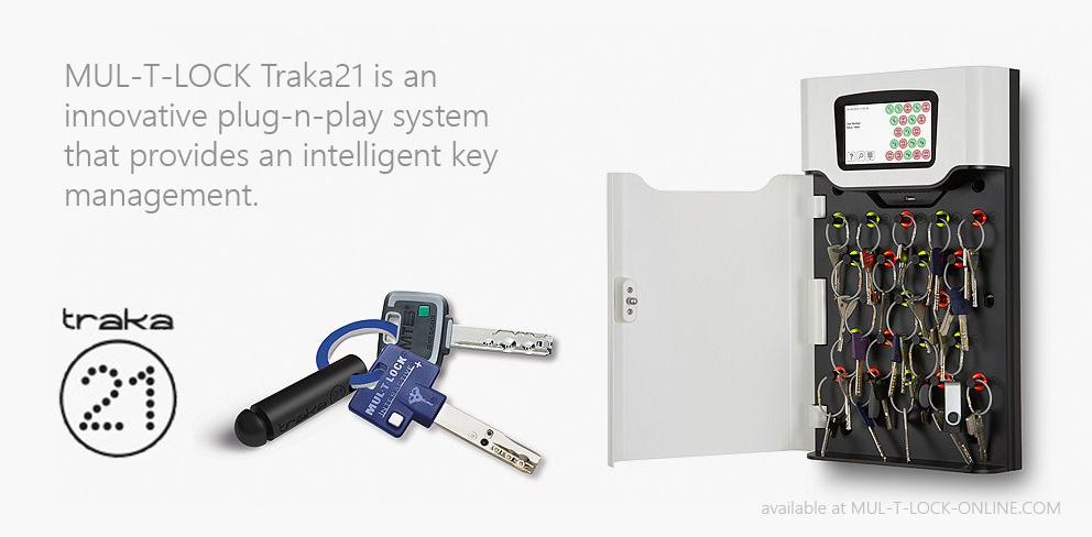 MUL-T-LOCK Traka21 @ mul-t-lock-online.com