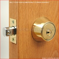 MUL-T-LOCK High Security Double Cylinder Deadbolt