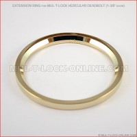 Extension Ring for MUL-T-LOCK High Security Hercular Deadbolt