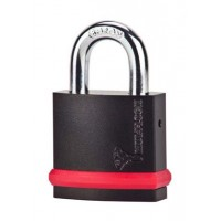 "MUL-T-LOCK MT5+ #10 NG-Series Padlock with Low Guard (3/8"" Shackle)"