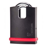 MUL-T-LOCK Interactive+ #14 NE-Series Padlock with High Guard