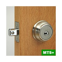 MUL-T-LOCK High Security Hercular Double Cylinder Deadbolt (decorative style)