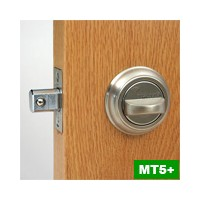 MUL-T-LOCK High Security Hercular® Single Cylinder Deadbolt (decorative style)