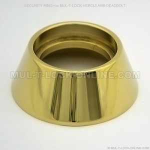 Security Ring (cylinder side) for MUL-T-LOCK Hercular Deadbolt