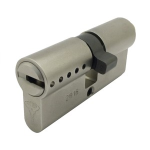 MUL-T-LOCK Euro Profile Limited Rotation Single Cylinder @ MUL-T-LOCK-ONLINE.COM