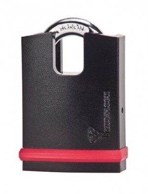 MUL-T-LOCK MT5+ #12 NE-Series Padlock with High Guard