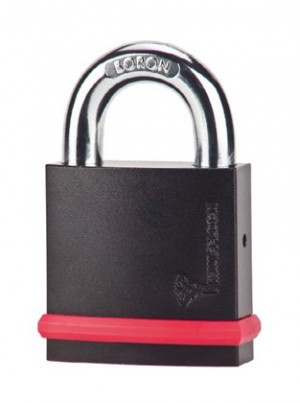MUL-T-LOCK MT5+ #10 NE-Series Padlock with Low Guard