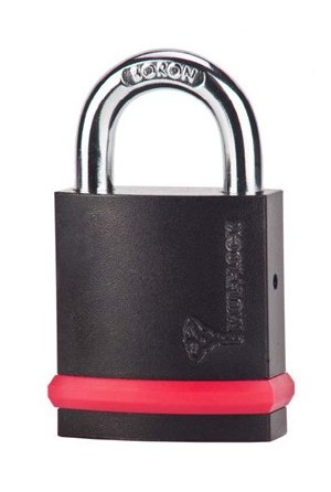 MUL-T-LOCK Interactive+ #10 NE-Series Padlock with Low Guard